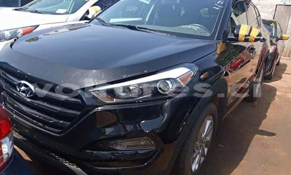Acheter Importé Voiture Hyundai Tucson Noir à Abidjan, Abidjan