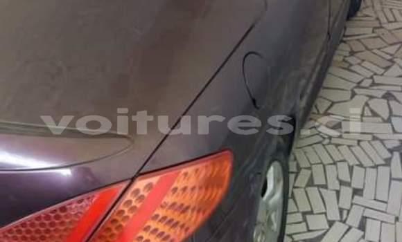 Acheter Occasion Voiture Peugeot 407 Rouge à Abidjan, Abidjan