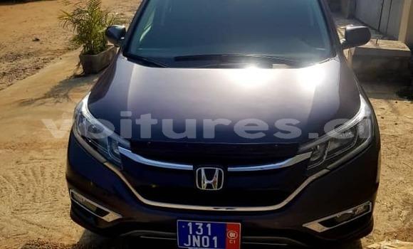 Acheter Occasion Voiture Honda CR–V Gris à Abidjan, Abidjan