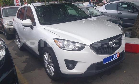 Acheter Importé Voiture Mazda CX-5 Blanc à Abidjan, Abidjan