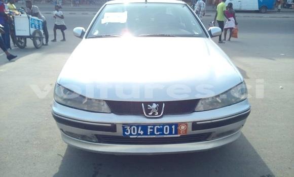 Acheter Occasion Voiture Peugeot 406 Gris à Abidjan, Abidjan