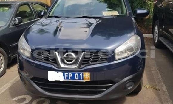 Acheter Occasion Voiture Nissan Qashqai+2 Bleu à Abidjan, Abidjan