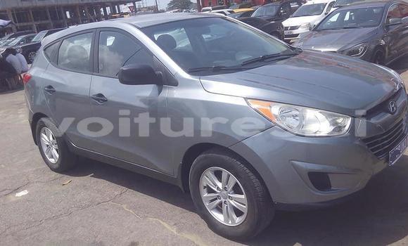 Acheter Importé Voiture Hyundai Tucson Gris à Abidjan, Abidjan