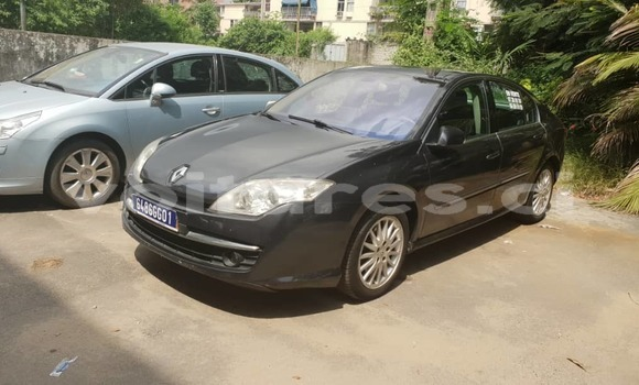 Acheter Occasion Voiture Renault Laguna Gris à Abidjan, Abidjan