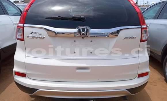 Acheter Importé Voiture Honda CR–V Blanc à Abidjan, Abidjan