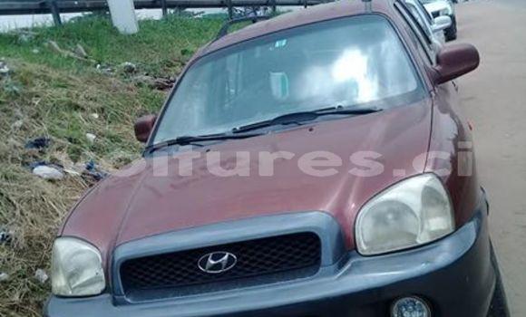 Acheter Occasion Voiture Hyundai Santa Fe Autre à Abidjan, Abidjan