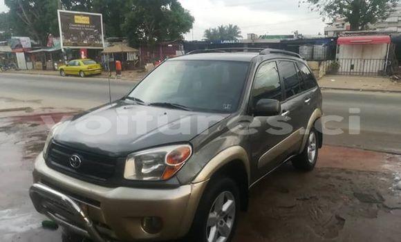 Acheter Occasion Voiture Toyota RAV4 Autre à Abidjan, Abidjan