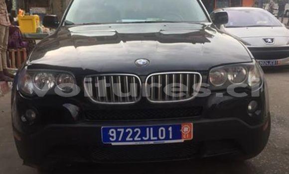 Acheter Occasion Voiture BMW X3 Noir à Abidjan, Abidjan