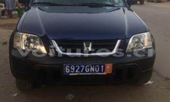 Acheter Occasion Voiture Honda CR–V Bleu à Abidjan, Abidjan