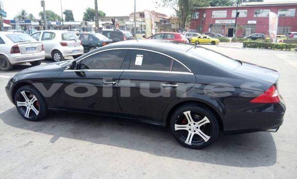 Acheter Occasion Voiture Mercedes‒Benz CLS-Class Noir à Abidjan au Abidjan