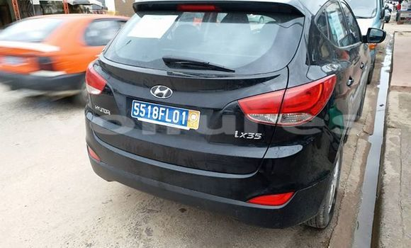 Acheter Occasion Voiture Hyundai ix35 Noir à Abidjan, Abidjan
