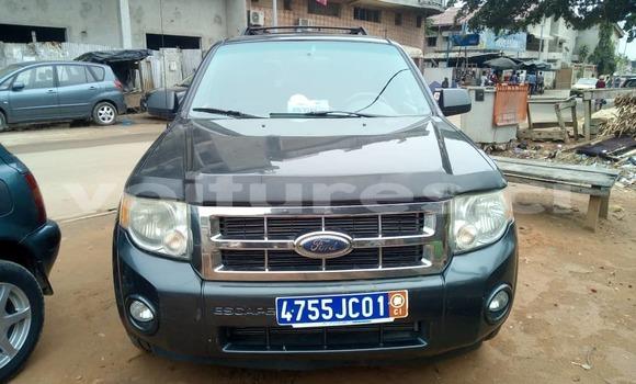 Acheter Occasion Voiture Ford Escape Gris à Abidjan, Abidjan