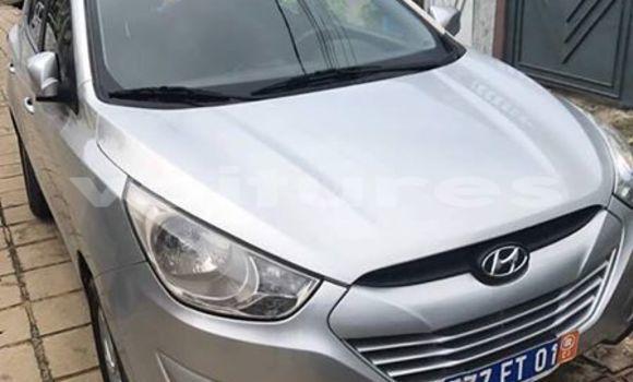 Acheter Occasion Voiture Hyundai ix35 Gris à Abidjan au Abidjan