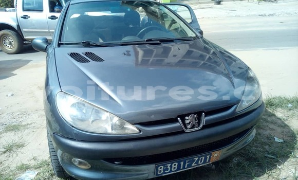 Acheter Occasion Voiture Peugeot 206 Gris à Abidjan, Abidjan
