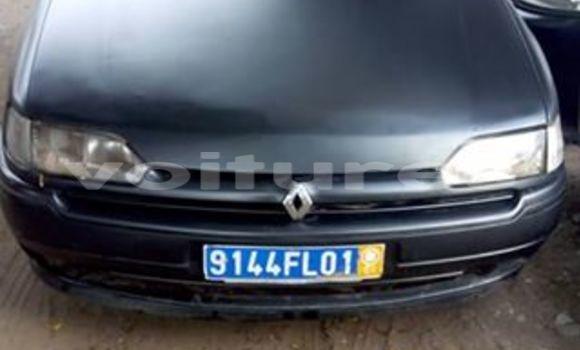 Acheter Occasion Voiture Renault 19 Noir à Abidjan au Abidjan