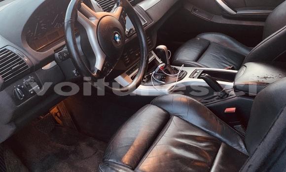 Acheter Occasion Voiture BMW X5 Gris à Abidjan, Abidjan