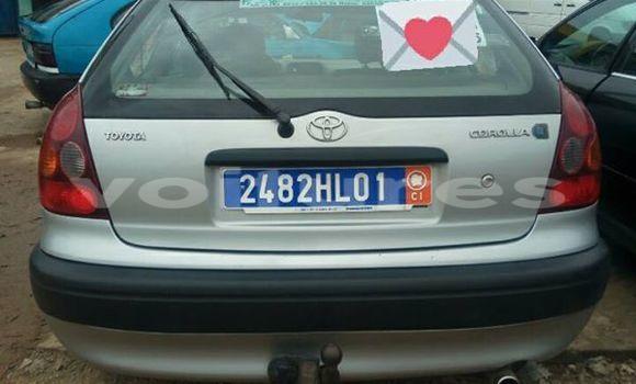 Acheter Occasions Voiture Toyota Corolla Gris à Abidjan au Abidjan