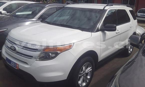 Acheter Importé Voiture Ford Explorer Blanc à Abidjan, Abidjan