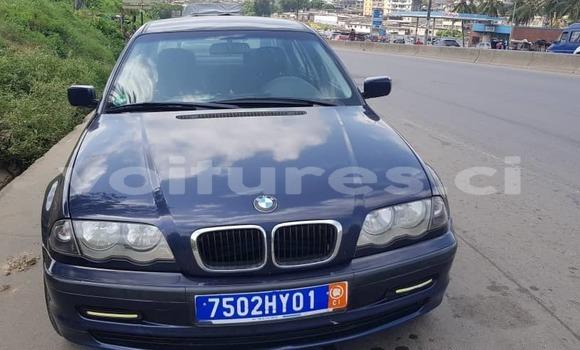 Acheter Occasion Voiture BMW 3–Series Noir à Abidjan, Abidjan