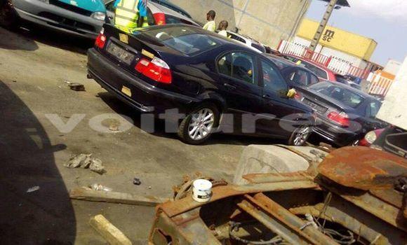 Acheter Occasions Voiture BMW 3-Series Noir à Abidjan au Abidjan