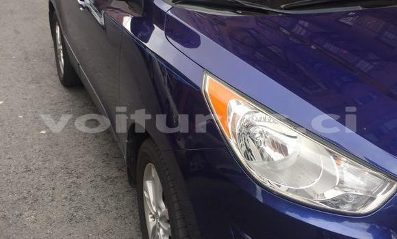 Acheter Occasion Voiture Hyundai Tucson Bleu à Abidjan, Abidjan