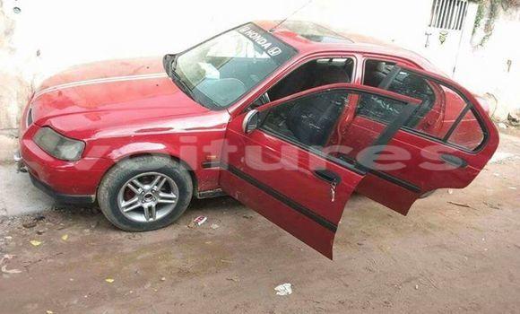 Acheter Occasion Voiture Honda Civic Rouge à Abidjan au Abidjan