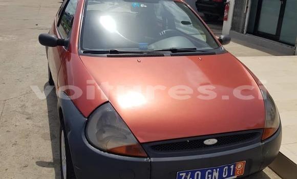 Acheter Occasion Voiture Ford KA Rouge à Abidjan, Abidjan