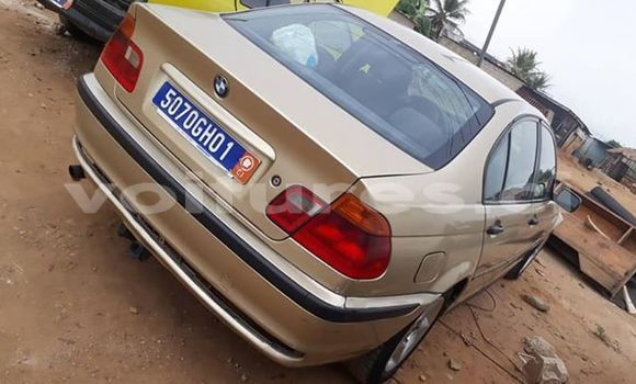 Acheter Occasion Voiture BMW 3–Series Beige à Abidjan, Abidjan