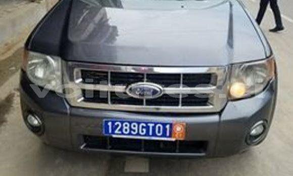 Acheter Occasion Voiture Ford Escape Autre à Abidjan, Abidjan