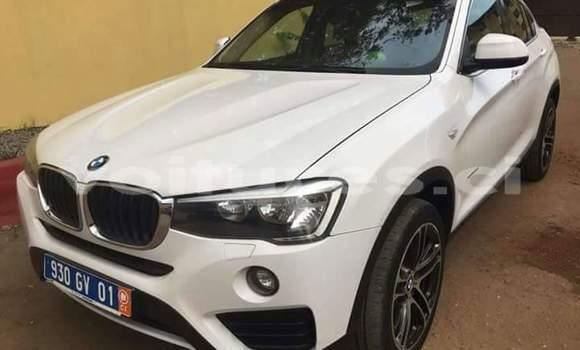 Acheter Importé Voiture BMW X4 Blanc à Abidjan, Abidjan