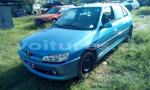 Acheter Occasion Voiture Peugeot 306 Bleu à Abidjan, Abidjan