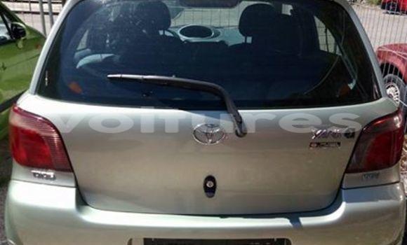 Acheter Occasion Voiture Toyota Yaris Gris à Abidjan, Abidjan