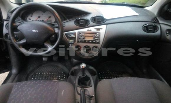 Acheter Occasion Voiture Ford Focus Noir à Abidjan au Abidjan