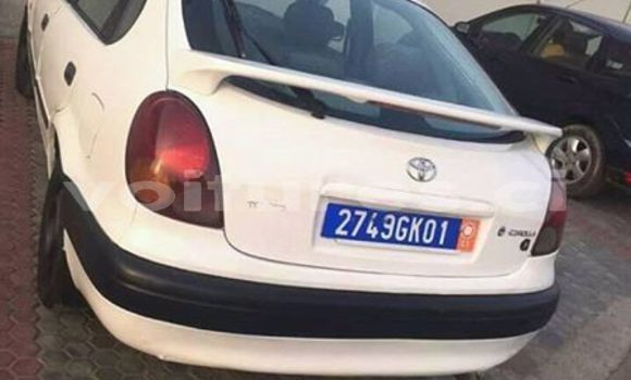 Acheter Occasion Voiture Toyota Corolla Blanc à Abidjan, Abidjan
