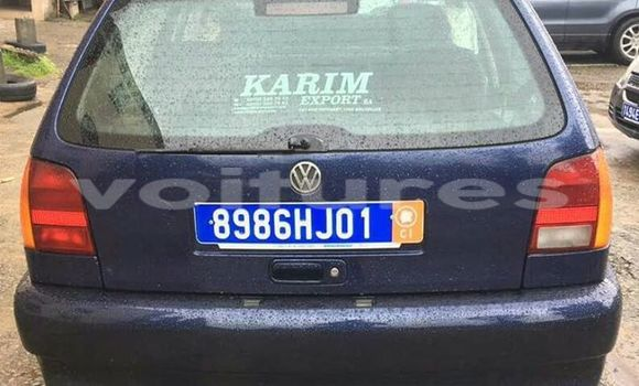 Acheter Occasions Voiture Volkswagen Polo Bleu à Abidjan au Abidjan