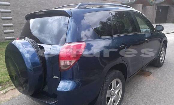 Acheter Occasion Voiture Toyota RAV4 Bleu à Abidjan, Abidjan