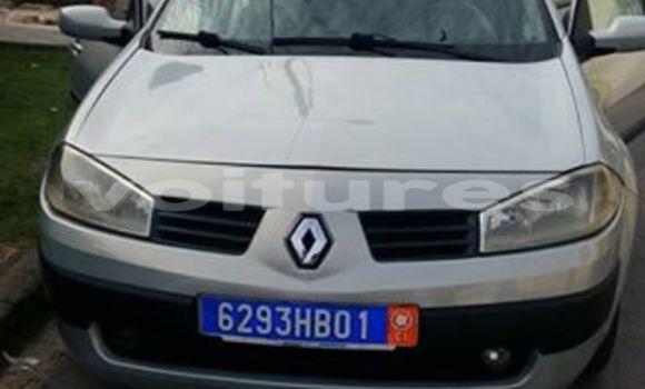 Acheter Occasion Voiture Renault Megane Gris à Abidjan au Abidjan