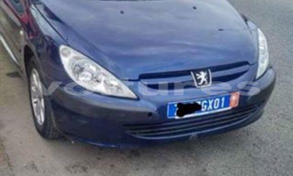 Acheter Occasion Voiture Peugeot 307 Bleu à Abidjan au Abidjan