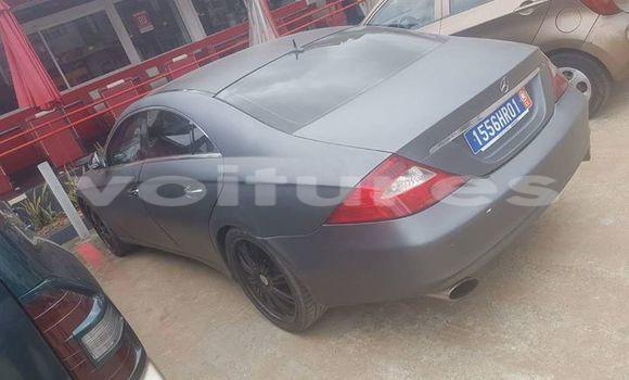 Acheter Occasions Voiture Mercedes‒Benz CLS–Class Gris à Abidjan au Abidjan