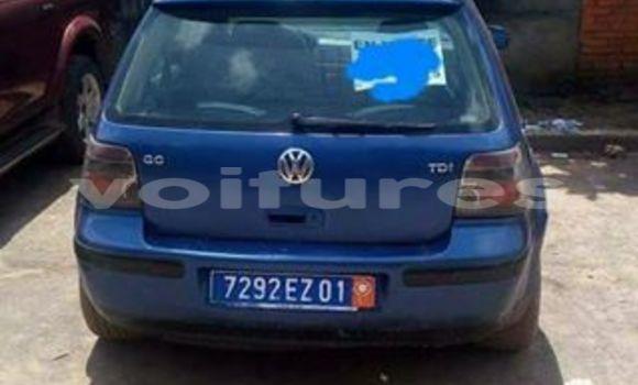 Acheter Occasion Voiture Volkswagen Polo Bleu à Abidjan au Abidjan