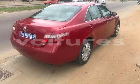 Acheter Occasion Voiture Toyota Camry Rouge à Abidjan au Abidjan