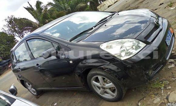 Acheter Occasion Voiture Toyota Verso Blanc à Abidjan, Abidjan