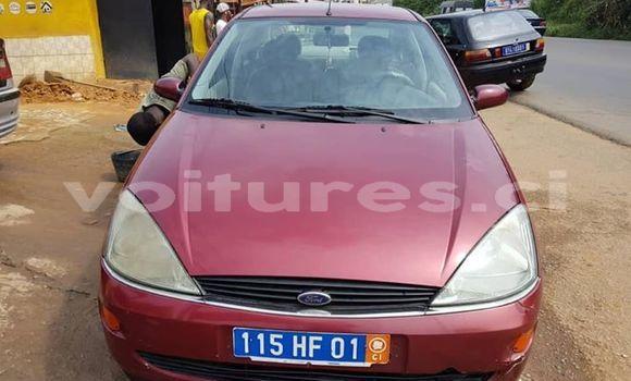 Acheter Occasion Voiture Ford Focus Rouge à Abidjan, Abidjan