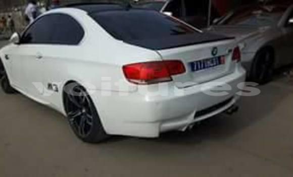 Acheter Occasion Voiture BMW 5–Series Blanc à Abidjan, Abidjan