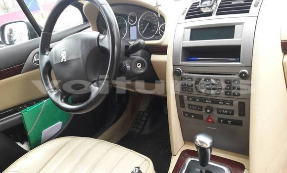 Acheter Occasion Voiture Peugeot 407 Noir à Abidjan, Abidjan