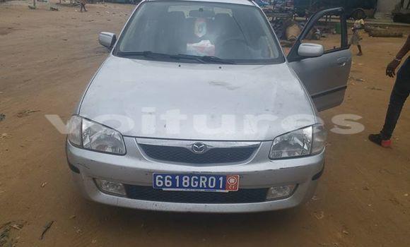 Acheter Occasion Voiture Mazda 323 Gris à Abidjan au Abidjan