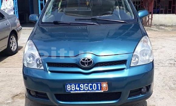 Acheter Occasion Voiture Toyota Verso Vert à Abidjan, Abidjan