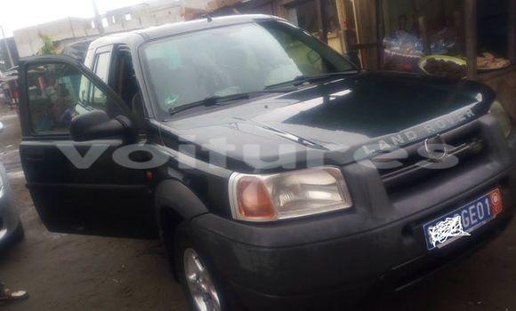 Acheter Occasion Voiture Land Rover Freelander Vert à Abidjan au Abidjan