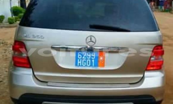 Acheter Occasion Voiture Mercedes‒Benz ML-Class Autre à Abidjan au Abidjan