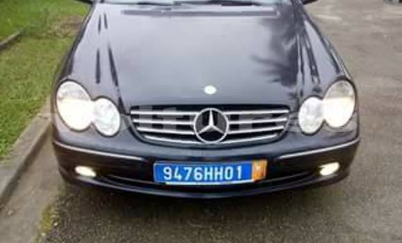 Buy Used Mercedes‒Benz C-Class Black Car in Abidjan in Abidjan